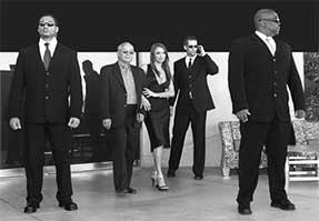 Bodyguards/Executive Protection